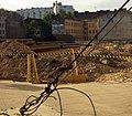 Vosstaniya 1 rebuilding.jpg