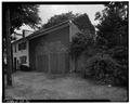 Vowell-Snowden-Black Stable, Franklin Street, Alexandria, Independent City, VA HABS VA,7-ALEX,170A-2.tif