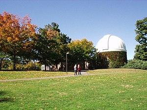 Van Vleck Observatory - Van Vleck Observatory