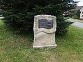 Vysoké, pomník 600. výročí obce.jpg