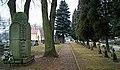 WWI, Military cemetery No. 215 Wierzchosławice, Wierzchosławice village, Tarnów county, Lesser Poland Voivodeship, Poland.jpg