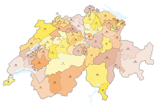 election to the federal parliament in Switzerland