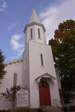 Wakefield, Rhode Island - Wakefield Baptist Church