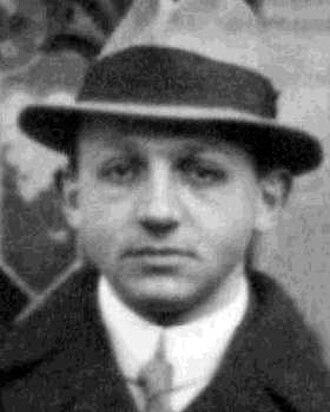 Arnold Walfisz - 1920 at Göttingen