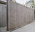 Wall of names, Memorial of the Shoah, Paris (cropped).jpg