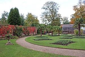 Calke Abbey - The garden