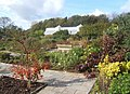 Walled garden at the National Botanic Gardens of Wales - geograph.org.uk - 1019834.jpg