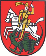 Wappen Bürgel (Thüringen)