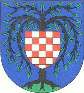 Birkenfeld - Image: Wappen Birkenfeld BIR