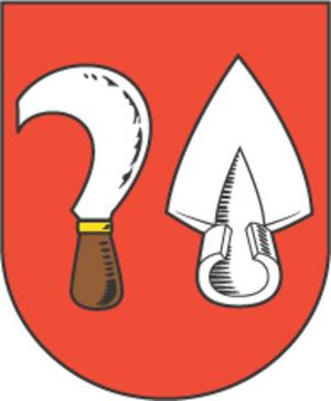 Gächlingen - Image: Wappen Gächlingen