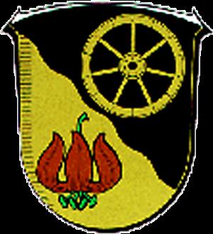 Lautertal - Image: Wappen Lautertal (Vogelsberg)