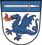 Das Wappen von Munster