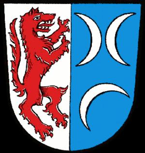 Büchlberg - Image: Wappen von Büchlberg