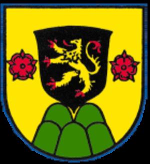 Berg, Germersheim - Image: Wappen von Berg (Pfalz)