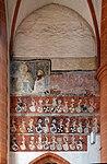 Wappenfries der Gesellschaft mit dem Esel in der Heiliggeistkirche Heidelberg. 02.jpg