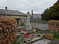 War Memorial in Ysbyty Ifan, Conwy Borough Council, Wales.jpg