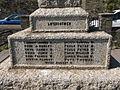 War memorial, Salcombe, Devon (7).JPG