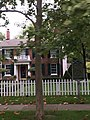Wardwell House taken from Jefferson Avenue, Grosse Pointe, Michigan.jpg