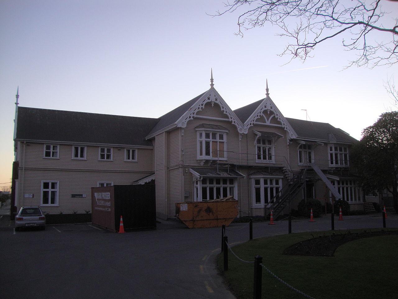 File warren house christchurch wikimedia commons for The warren house