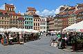 Warsaw Old Town Market Square 10.JPG