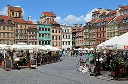 Warsaw Old Town Market Square 10.JPG