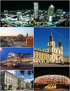 Варшава,  Мазовецкое воеводство, Польша