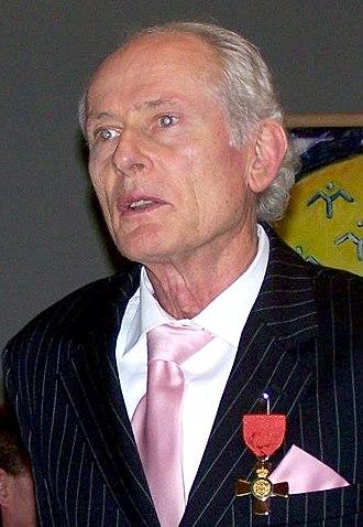 Warwick Roger - Roger in 2008