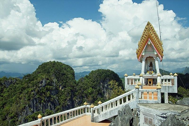 Wat Tham Sua; things to do in Krabi