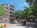 Waterfront shopping area, Peng Chau, Hong Kong.jpg