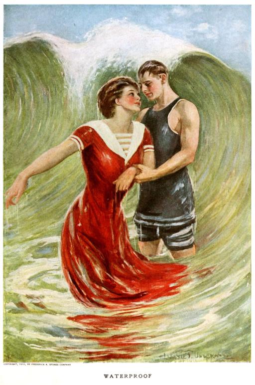Waterproof by Clarence F. Underwood