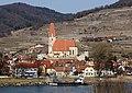 Weißenkirchen in der Wachau - Pfarrkirche.JPG