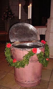 Taufe Wikipedia