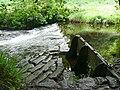 Weir on Hebden Water, Wadsworth - geograph.org.uk - 1391265.jpg