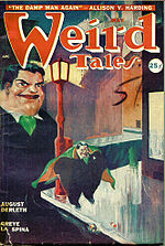 Weird Tales cover image for May 1949