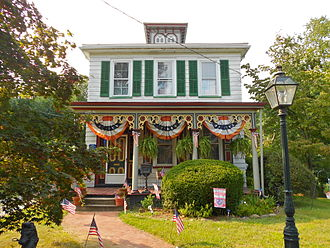 Berlin, New Jersey - Historic Wescott House