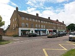 West Howe- Cunningham Crescent shops (geograph 5015331).jpg