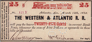 Western and Atlantic Railroad