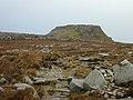 Western approach to Dun Caan - geograph.org.uk - 626743.jpg