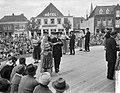 Westfriese Marktdag voor de vijfde maal in Schagen opvoeren van de Oudhollandse , Bestanddeelnr 910-4876.jpg