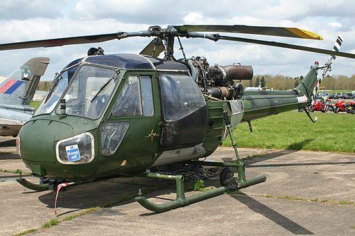 Westland Scout AH1 XT630 (G-BXRL) (7178743890)