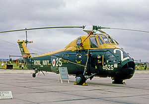 737 Naval Air Squadron - An operational Fleet Air Arm Westland Wessex HAS.1 of 737 Squadron NAS at RNAS Yeovilton in 1966. The PO code indicates the squadron base at RNAS Portland, Dorset.