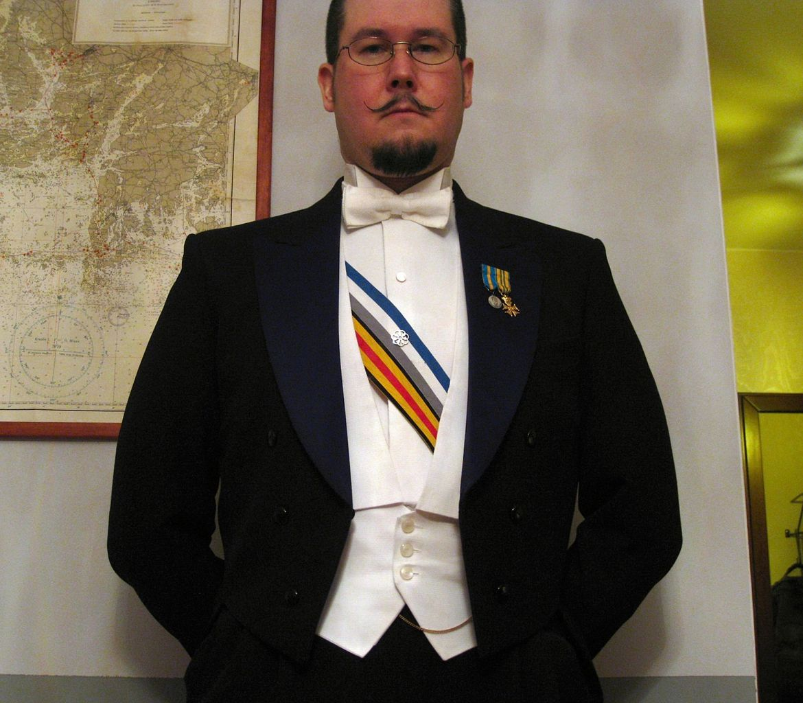 filewhite tie with academic ribbonsjpg wikipedia