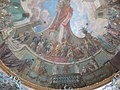 Wiggensbach St Pankratius Kuppelgemälde Esther vor Ahasver 1.jpg