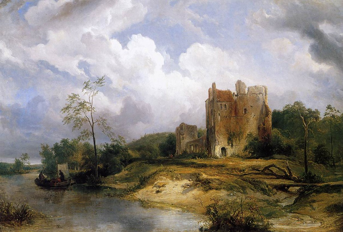 a short biography of john constable an english romantic painter Summary of neoclassical and romantic painting  the other leading english  romantic artist was john constable, the foremost painter of idyllic rural england, .