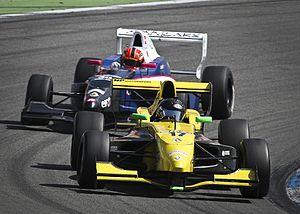 Aleksey Chuklin - Chuklin on his Formula Renault 2.0 NEC debut