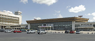 Khabarovsk Novy Airport - Image: Wiki airport Khabarovsk big