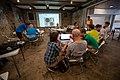 Wikidata Meetup 10 at Newspeak House, London.jpg