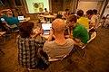 Wikidata Meetup 7 at Newspeak House, London.jpg