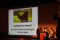 Wikimania London 2013 - Outreach.jpg