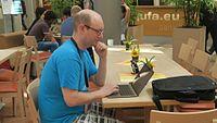 Wikimedia Hackathon 2017 IMG 4204 (34371084300).jpg
